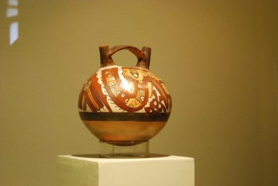 Museo de la Nación: Ceramiche Moche