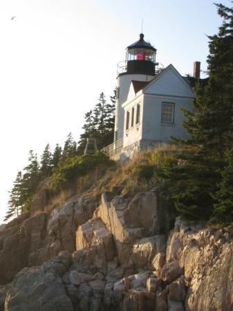 Bass Harbor, ME: Bass Head Harbor Lighthouse