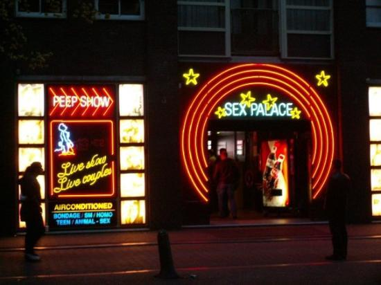 De Wallen Photo De Quartier Rouge Amsterdam Tripadvisor