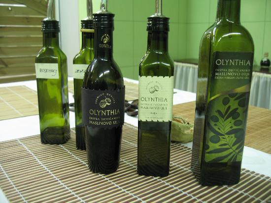 Zephyrus Boutique Accommodation: Olive Oil from Solta
