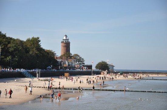 Kolobrzeg, Poland: Kołobrzeg Lighthouse