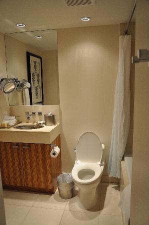 L'Hermitage Hotel : bath