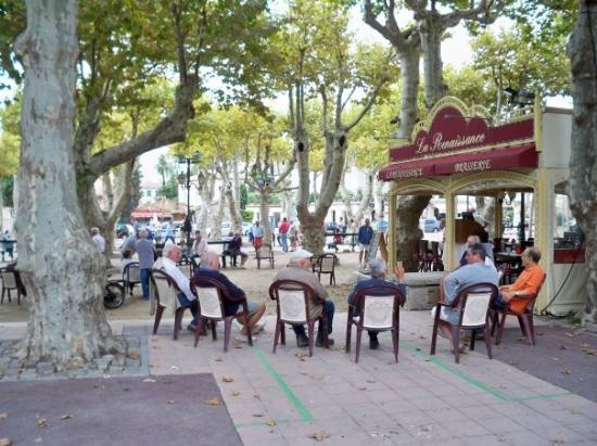 Restaurants g Bouches du Rhone Provence.