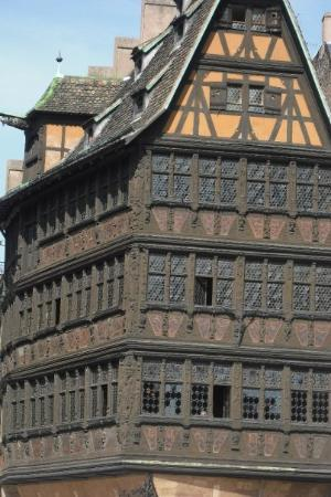 Casa: The oldest house in Strassbourg,France