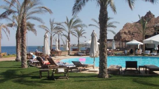 Our hotel, Dahab Paradise