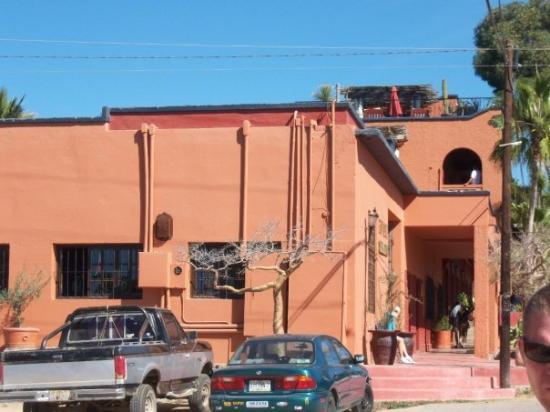 Hotel California - Todos Santos, Mexico