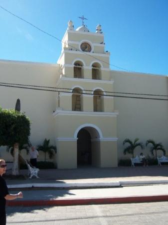 In Todos Santos, Mexico
