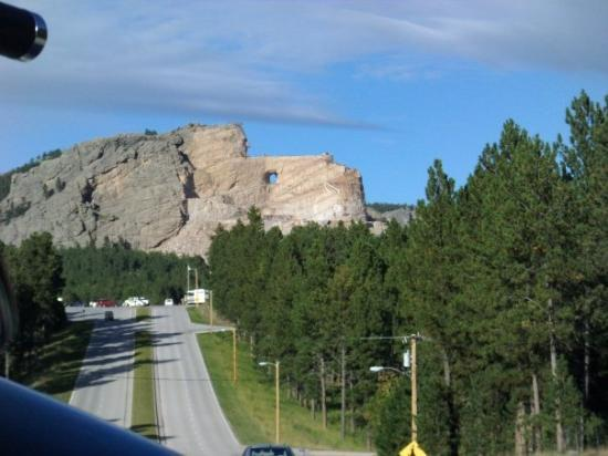 Crazy Horse Monument Picture Of Sturgis South Dakota