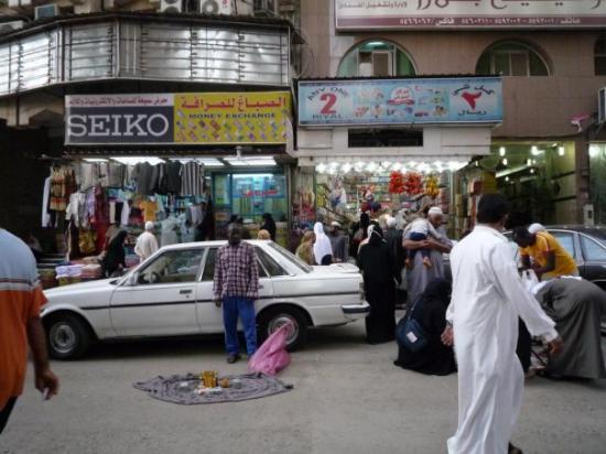 Mecca Saudi Arabia Di Indonesia Namanya Money Changer Arab