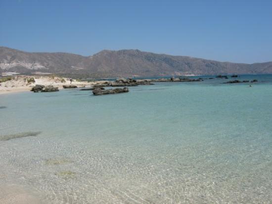 Playa de Elafonisi: Elafonisi <3