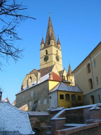 Lutheran Evangelical Cathedral & Tower: Evangelic Church, Sibiu