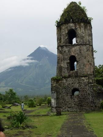 Tabaco City, Filipinas: Mayon Volcano