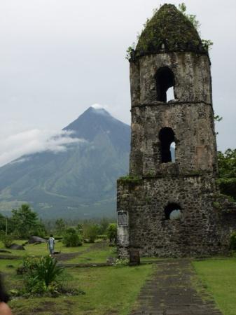 Tabaco City, Philippinen: Mayon Volcano