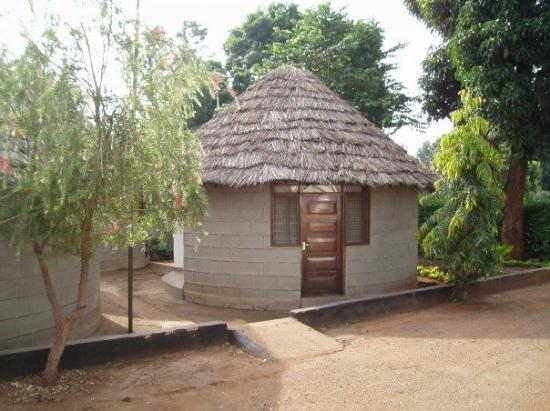 Keys Hotels Travel & Tours: My room at the Keys Hotel, Moshi, Tanzania