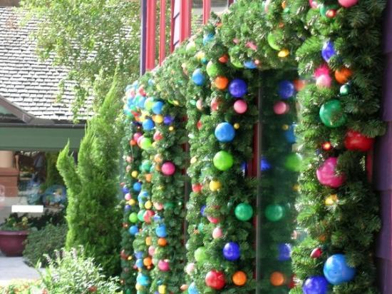 Christmas shop - Downtown Disney Area - WDW - Picture of Disney ...
