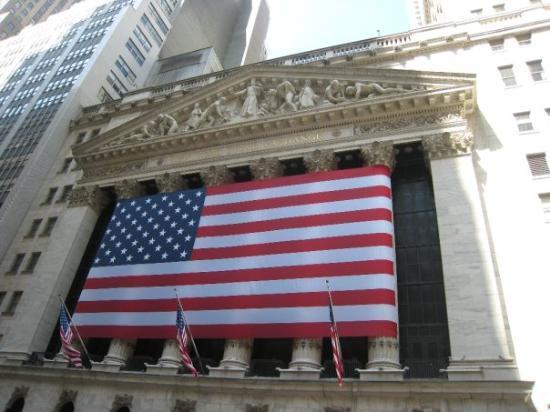 nyse ニューヨーク シティ ニューヨーク証券取引所の写真 トリップ