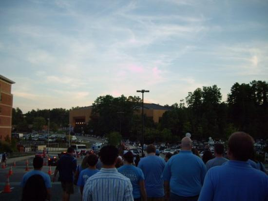 The Dean Dome Chapel Hill, NC, United States