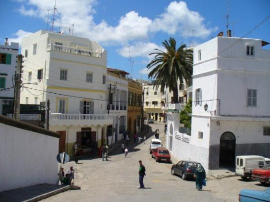 Tangier Casbah: Tangier from the Casbah