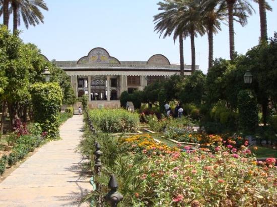 Shiraz, อิหร่าน: Eram garden