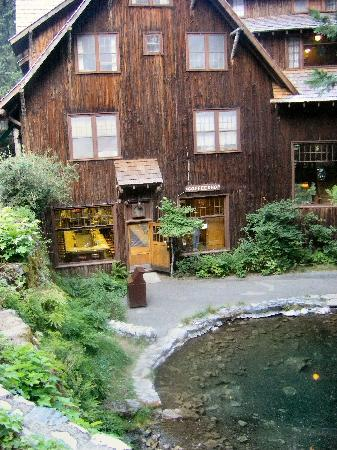 Oregon Caves Lodge 사진