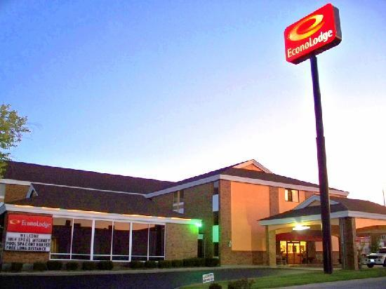 Econo Lodge: Econolodge in Marion IL