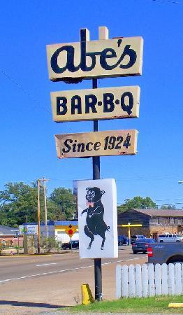 Abe's: Abes BBQ