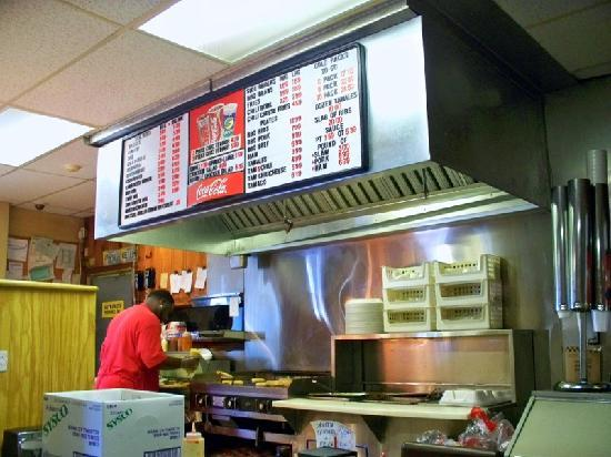 Abe's: Grill and lunch counter
