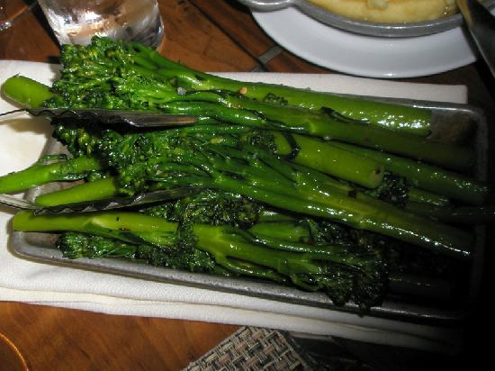 Boa Steakhouse : Sauteed Broccolini