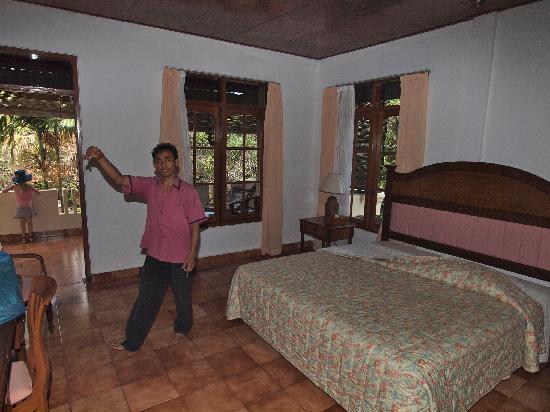 Vila Shanti Beach Hotel: Vila Shanti  Sanur standard room