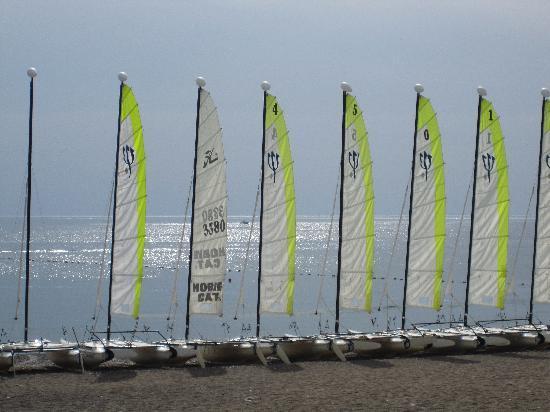 Club Med Palmiye: The sailing club