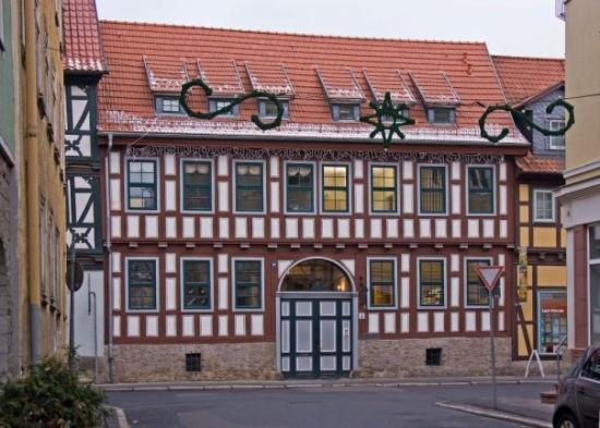 Meiningen Hotel Sachsischer Hof