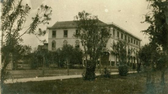 Bahia de Caraquez, เอกวาดอร์: Casa del Sr Jorge Jalil Tio de mi Abuelo 1942