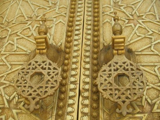 Royal Palace of Fez (Dar el Makhzen): Royal Palace