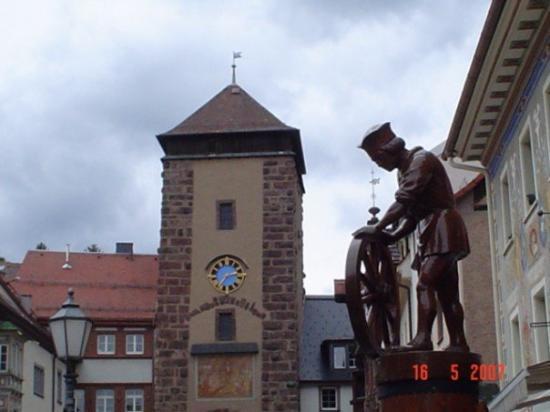 Villingen-Schwenningen, Duitsland: villingen germany