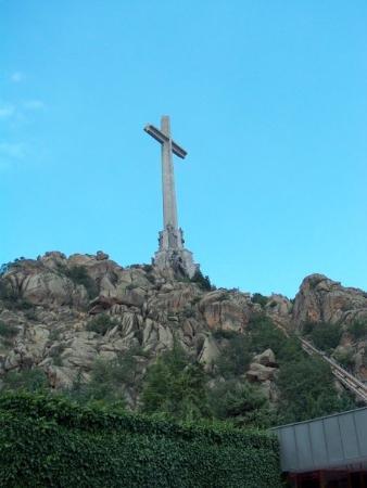 After El Escorial, we then visited el Valle de los Caidos.  This was one of my favorite parts of