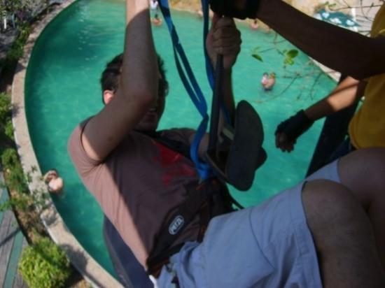 Chiapas, Meksika: Parque ecologico cañon del sumidero