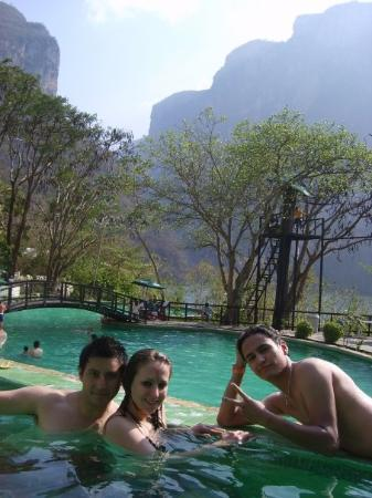 Chiapas, Meksiko: Parque ecologico cañon del sumidero