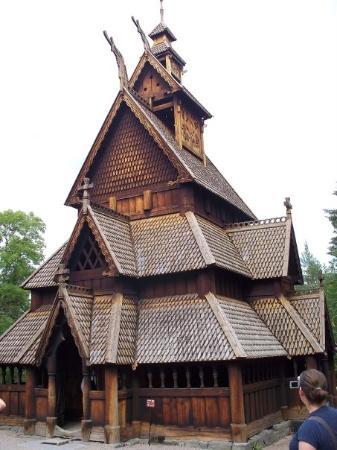 พิพิธภัณฑ์ท้องถิ่นนอร์เวย์: Chapel
