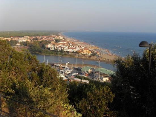 กัสติกลิโอนเดลลาเปสเค, อิตาลี: Castiglione della Pescaia