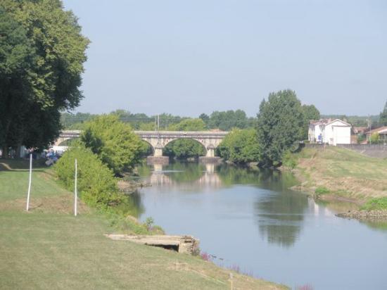 Dax, Frankrike: P8140149