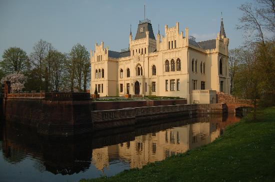 Leer, Germany: The old castle Evenburg