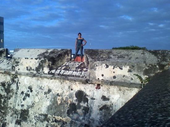 Land Gate (Puerta de Tierra) ภาพถ่าย