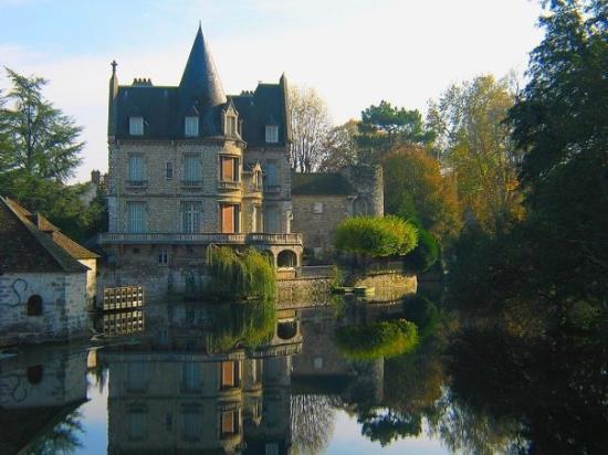 Moret-sur-Loing Photo