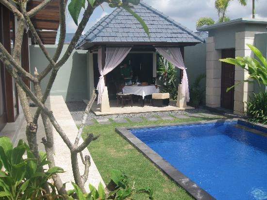 The Palm Suite Villa & Spa : Our villa