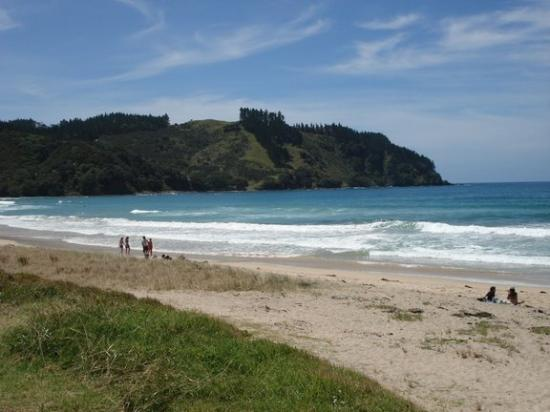 Coopers Beach, Nya Zeeland: New Zealand
