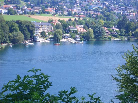 Spittal an der Drau, النمسا: lago Seeboden