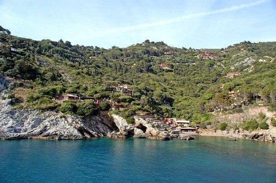 Porto Santo Stefano, Italië: Cala Piccola