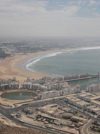 Agadir Beach: Agadir/Marokko, 09/06