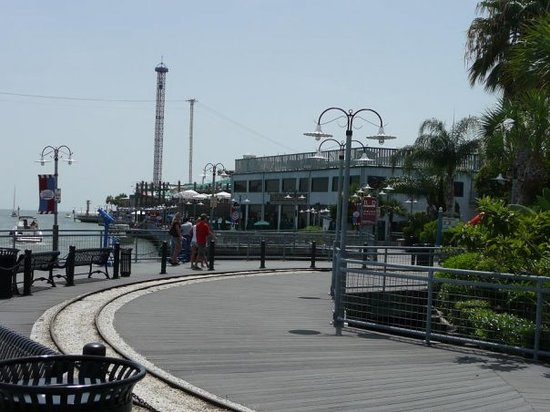 Кема, Техас: Kemah, TX Boardwalk