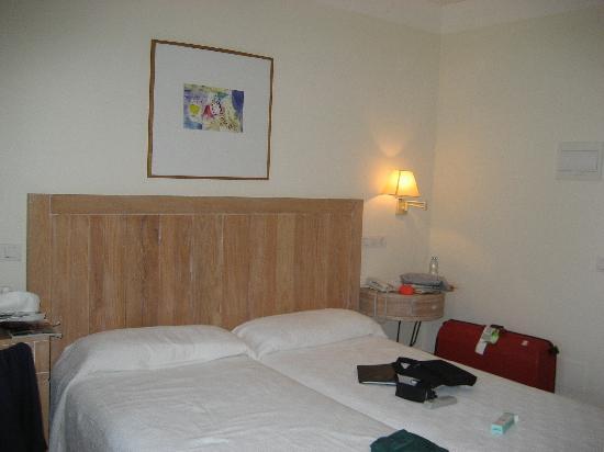 Hotel Voramar: la nostra camera